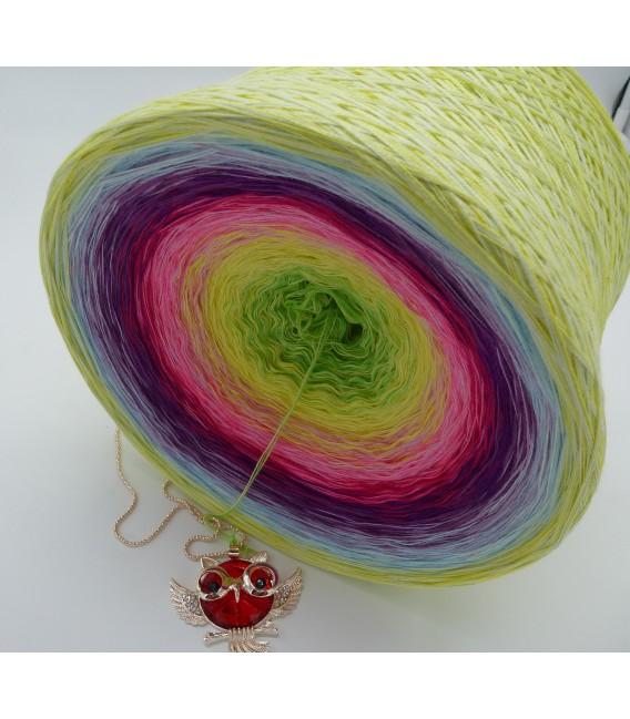 Pegasus Gigantic Bobbel - 4 ply gradient yarn - image 4