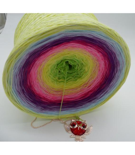 Pegasus Gigantic Bobbel - 4 ply gradient yarn - image 5