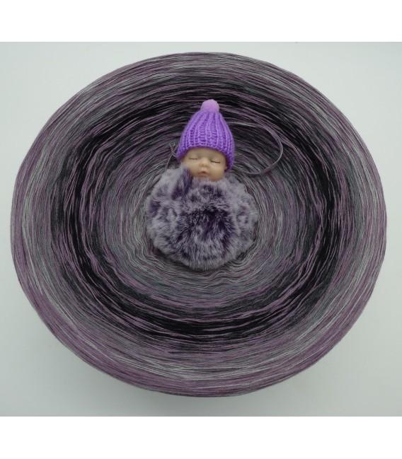 Manhattan Gigantic Bobbel - 4 ply gradient yarn - image 2