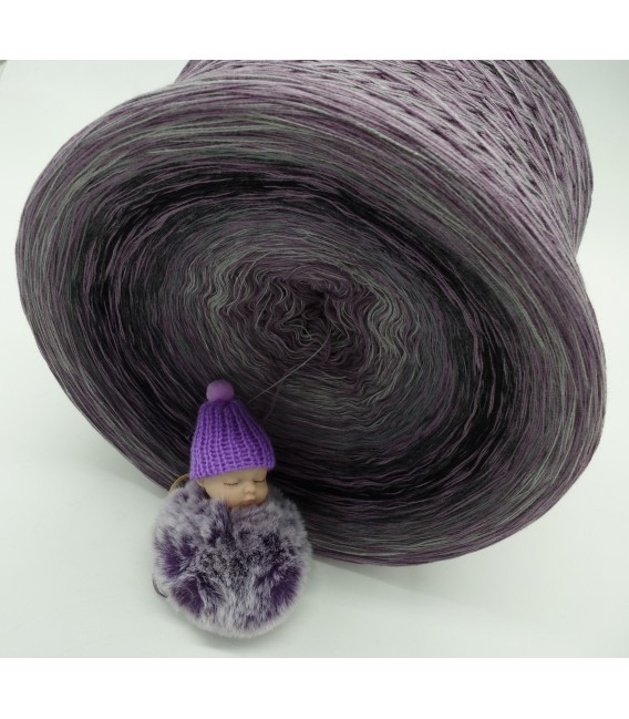 Manhattan Gigantic Bobbel - 4 ply gradient yarn - image 3