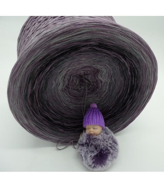 Manhattan Gigantic Bobbel - 4 ply gradient yarn - image 4