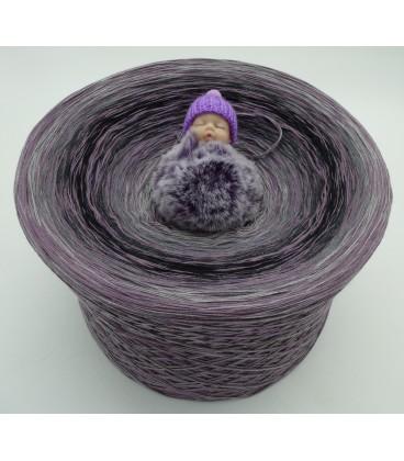 Manhattan Gigantic Bobbel - 4 ply gradient yarn - image 1