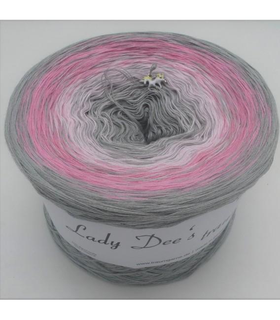 Edelchen in Rose (Précieux en rosé) - 4 fils de gradient filamenteux - photo 1