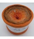Edelchen in Cognac - 4 нитевидные градиента пряжи