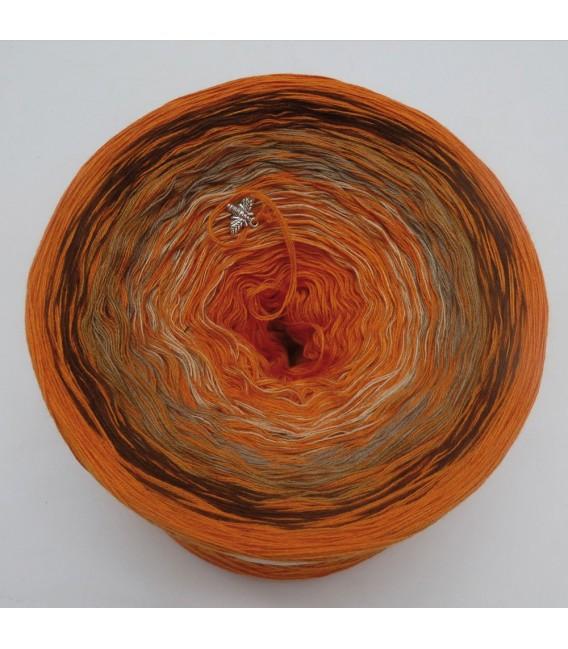 Edelchen in Cognac (Precious in cognac) - 4 ply gradient yarn - image 2