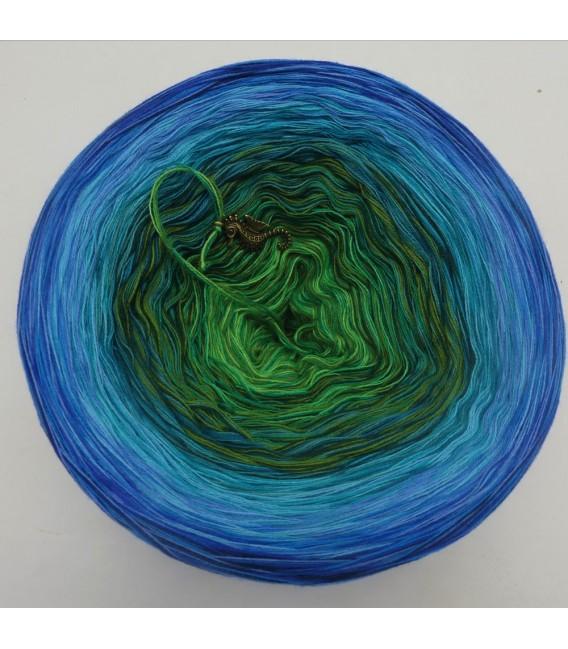 Zauber der Südsee - Farbverlaufsgarn 4-fädig - Bild 4