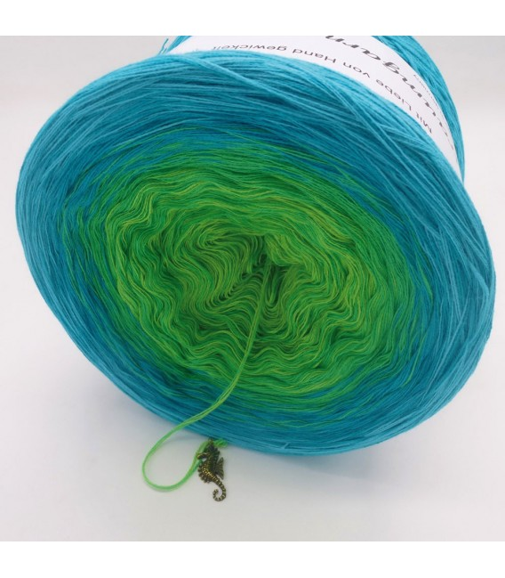 Tropical Island - 4 ply gradient yarn - image 5