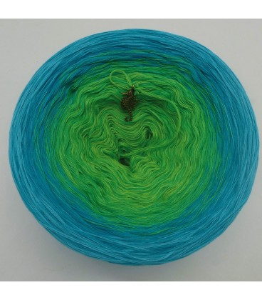 Tropical Island - 4 ply gradient yarn - image 3
