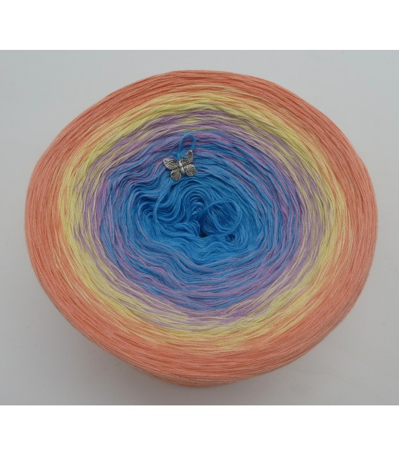 Girlie - 4 ply gradient yarn - image 8