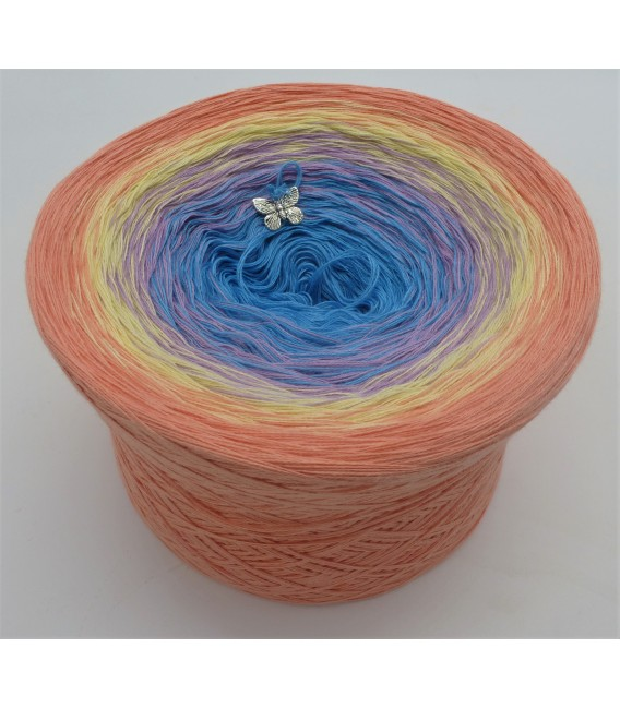 Girlie - 4 ply gradient yarn - image 9
