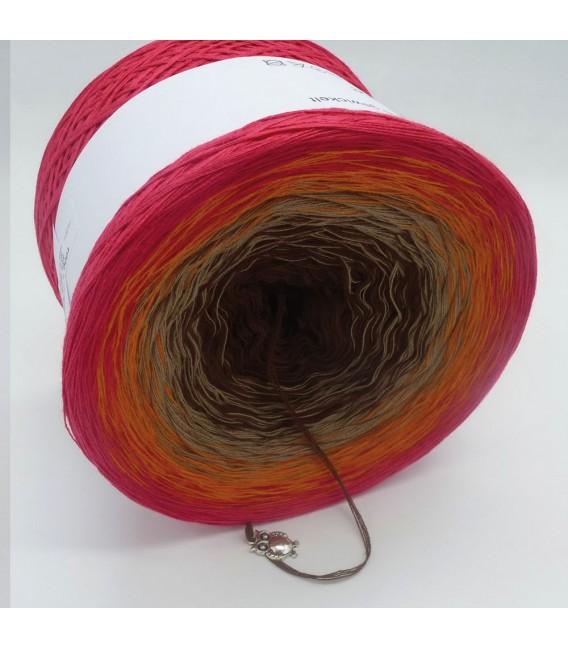 Spätsommer Zauber (Late summer magic) - 4 ply gradient yarn - image 7