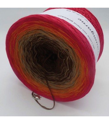 Spätsommer Zauber (Late summer magic) - 4 ply gradient yarn - image 8