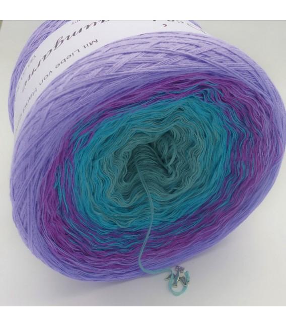 Indigo Girl - 4 ply gradient yarn - image 6