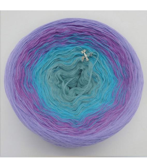 Indigo Girl - 4 ply gradient yarn - image 8