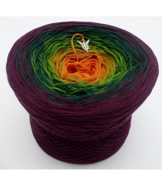 Irischer Frühling - Farbverlaufsgarn 4-fädig - Bild 6