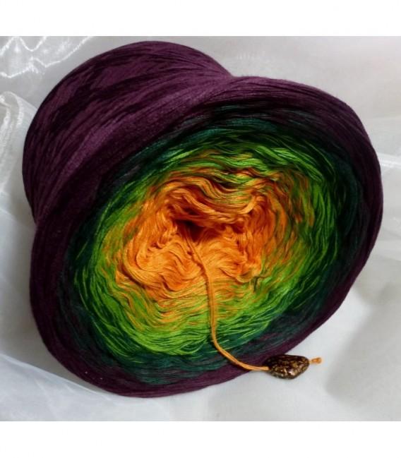 Irischer Frühling - Farbverlaufsgarn 4-fädig - Bild 7