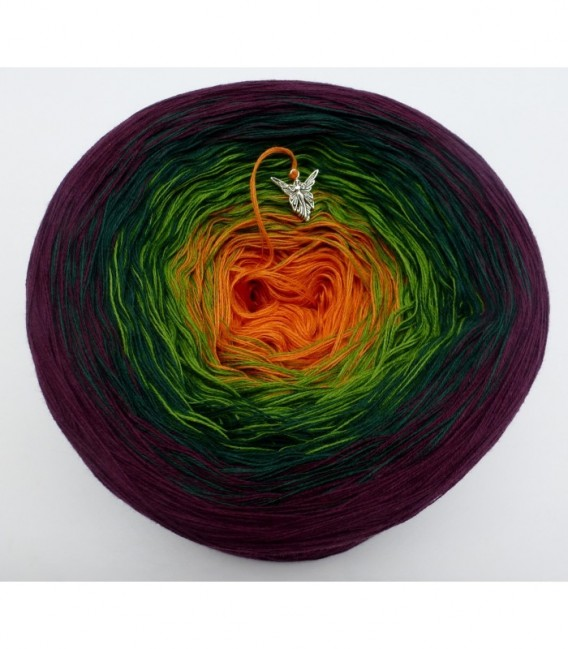 Irischer Frühling (Irish Spring) - 4 ply gradient yarn - image 8
