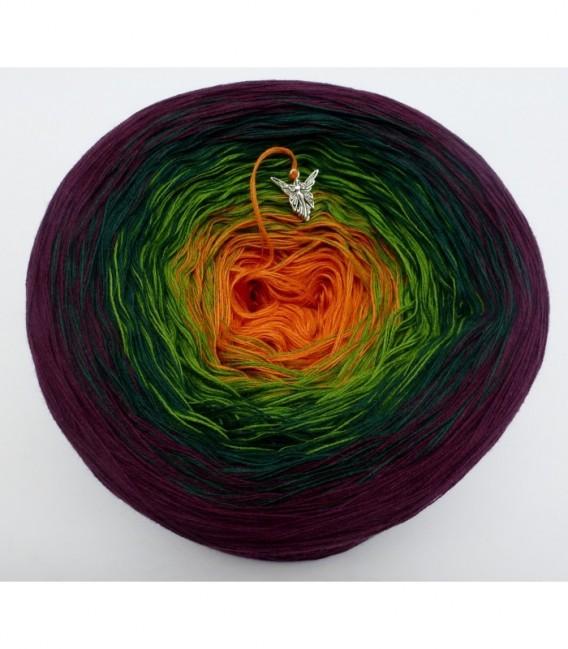 Irischer Frühling - Farbverlaufsgarn 4-fädig - Bild 8