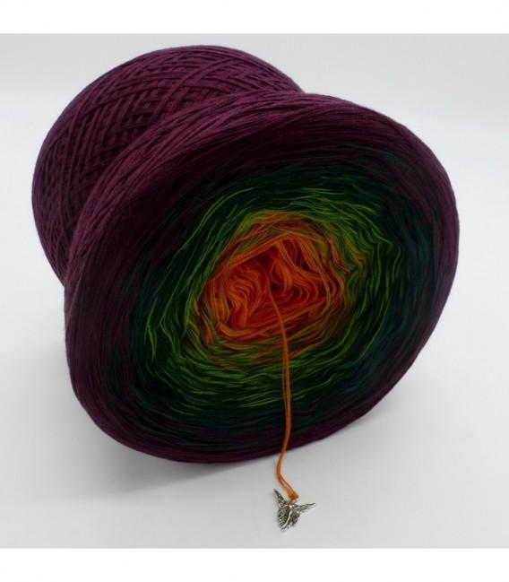 Irischer Frühling - Farbverlaufsgarn 4-fädig - Bild 9