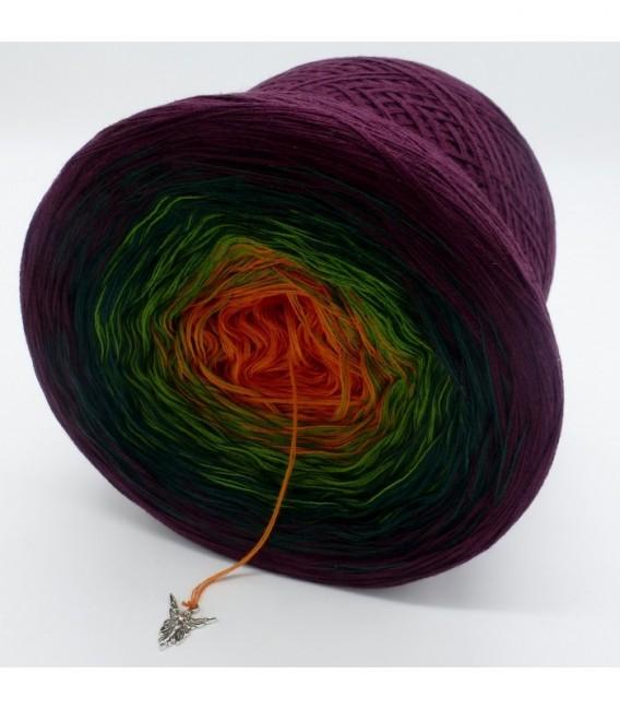 Irischer Frühling - Farbverlaufsgarn 4-fädig - Bild 10