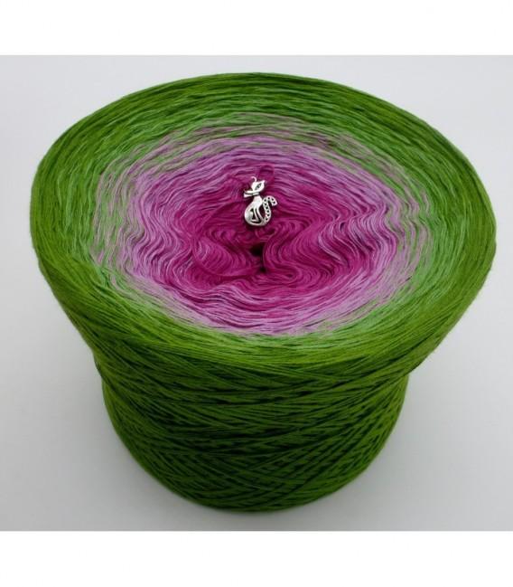 Garten der Sehnsucht - Farbverlaufsgarn 4-fädig - Bild 6