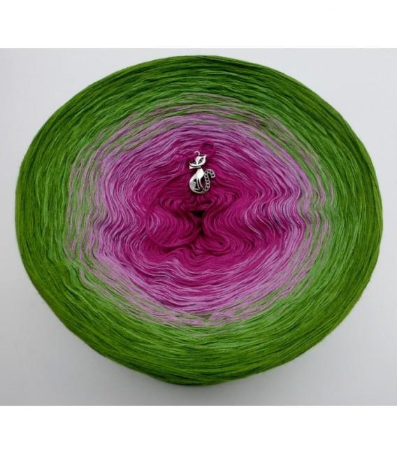 Garten der Sehnsucht - Farbverlaufsgarn 4-fädig - Bild 7