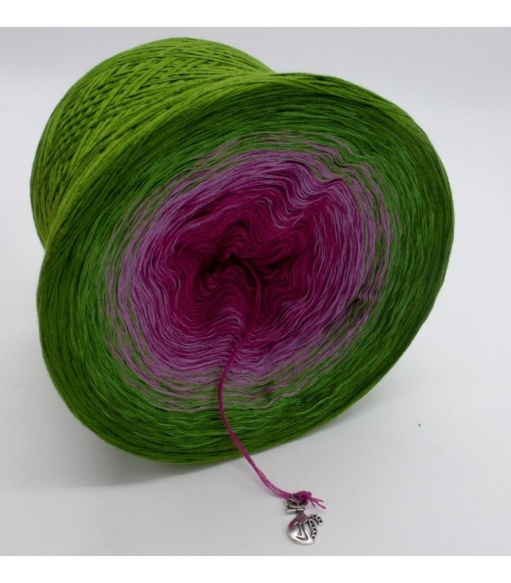 Garten der Sehnsucht (Garden of the yearning) - 4 ply gradient yarn - image 8
