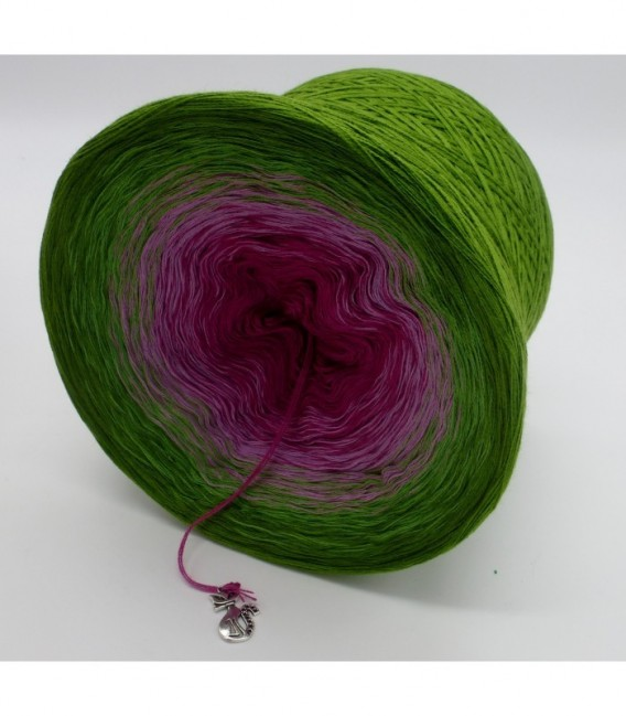 Garten der Sehnsucht (Garden of the yearning) - 4 ply gradient yarn - image 9