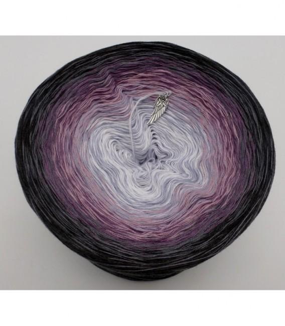 Flüsternde Engel (Whispering Angels) - 4 ply gradient yarn - image 7