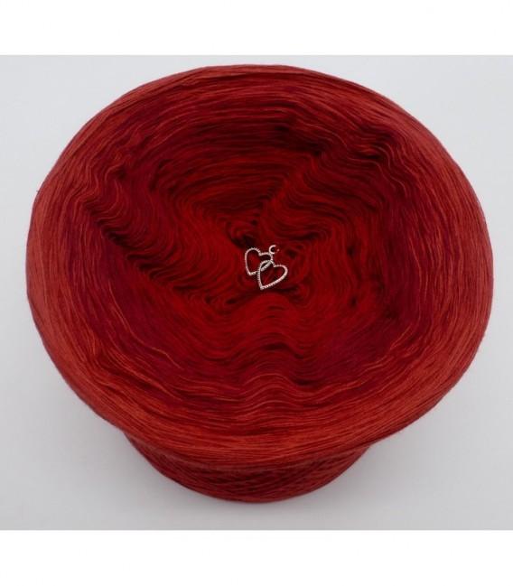 Flammen der Liebe - Farbverlaufsgarn 4-fädig - Bild 7