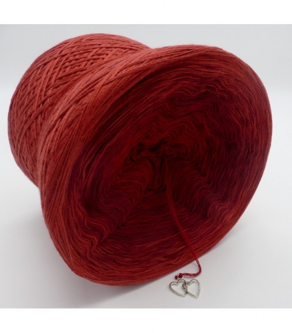 Flammen der Liebe (Flames of love) - 4 ply gradient yarn - image 8