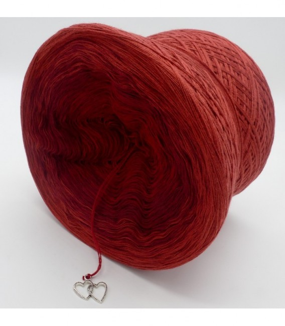 Flammen der Liebe (Flames of love) - 4 ply gradient yarn - image 9