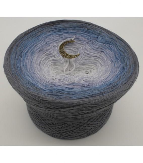 Mondscheinnacht - Farbverlaufsgarn 4-fädig - Bild 6