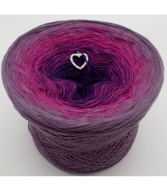 Wild Berries - 4 ply gradient yarn - image 6
