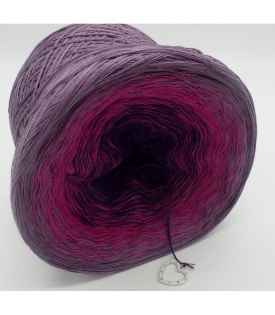 Wild Berries - 4 ply gradient yarn - image 8