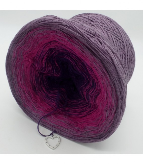 Wild Berries - 4 ply gradient yarn - image 9