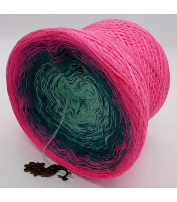 Rose Garden - 4 ply gradient yarn - image 9