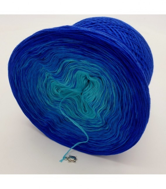 Zauber der Meere - 3 ply gradient yarn image 9