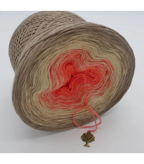 African Queen - 3 ply gradient yarn image 8