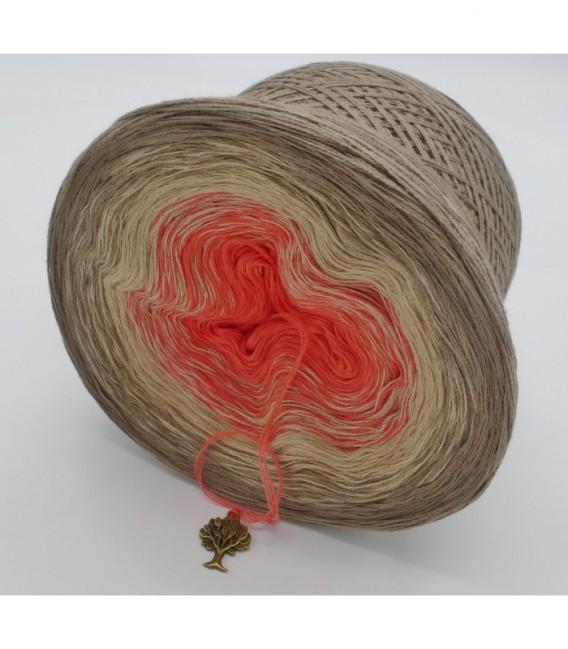African Queen - 3 ply gradient yarn image 9