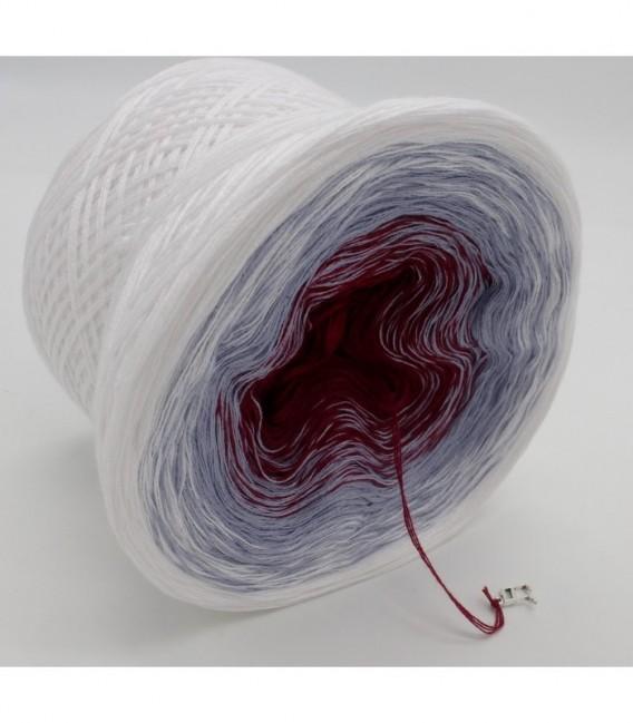 Luft und Liebe - 3 ply gradient yarn image 8