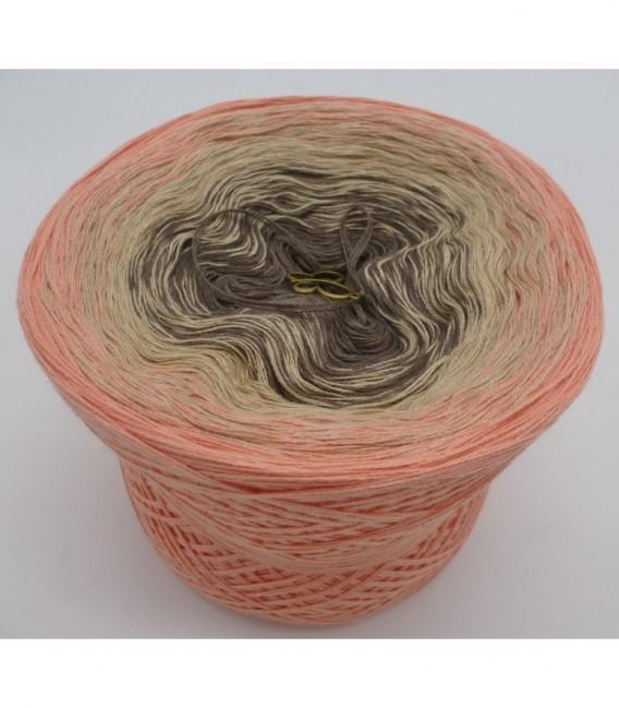 Geheime Wünsche - 3 ply gradient yarn image 6