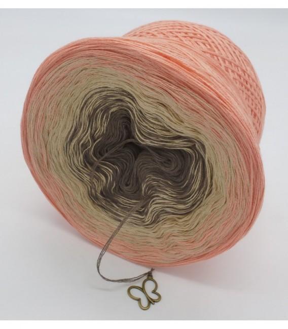 Geheime Wünsche - 3 ply gradient yarn image 9