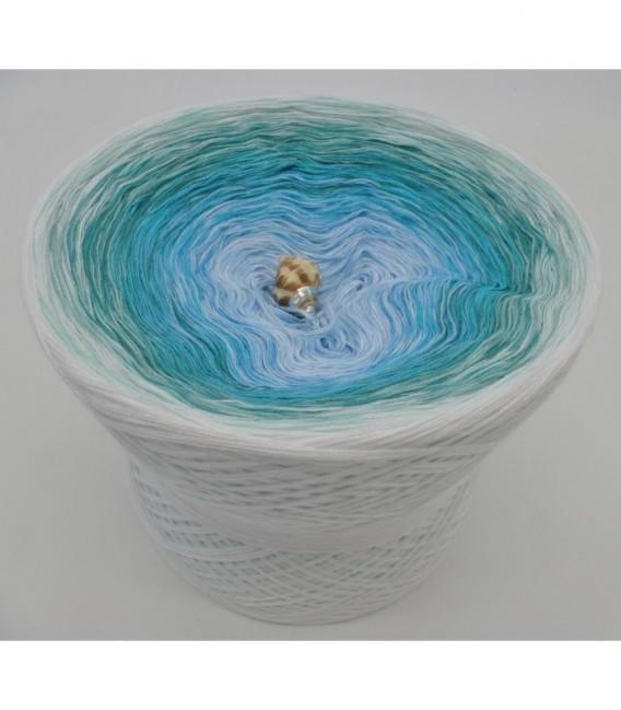 Meerjungfrau - Farbverlaufsgarn 4-fädig - Bild 6