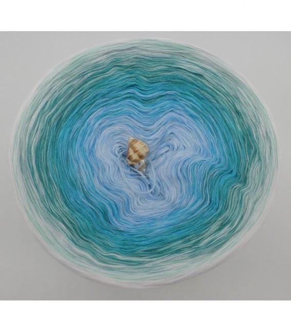 Meerjungfrau - Farbverlaufsgarn 4-fädig - Bild 7
