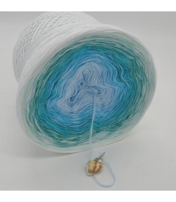 Meerjungfrau - Farbverlaufsgarn 4-fädig - Bild 8