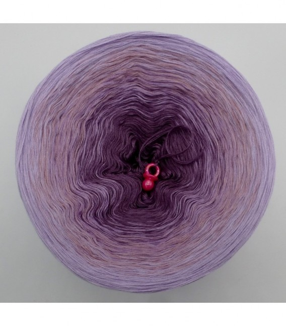 Magnolien - Farbverlaufsgarn 4-fädig - Bild 7