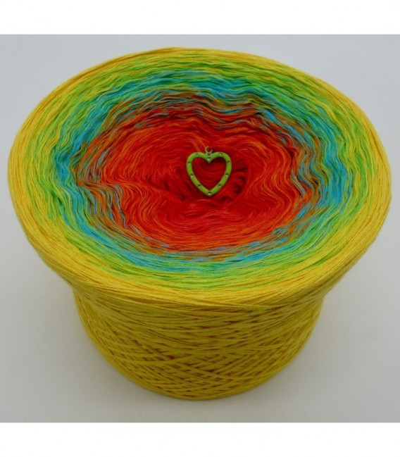 Over the Rainbow - 4 ply gradient yarn - image 6