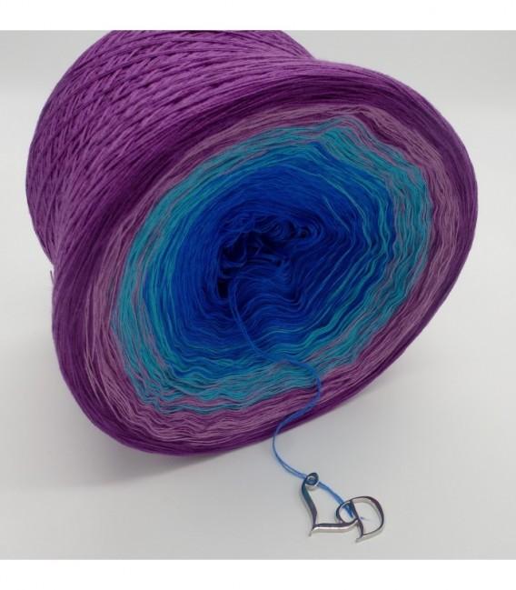 gradient yarn Visionen - Azur outside