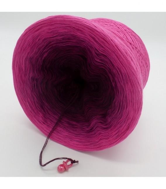Beeren Träume (Berry dreams) - 4 ply gradient yarn - image 9